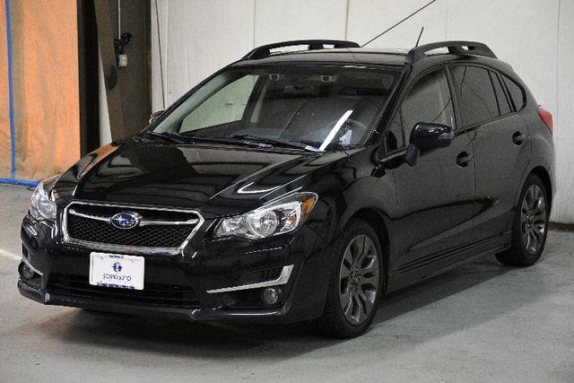 The 2015 Subaru Impreza 2.0i Sport Premium photos
