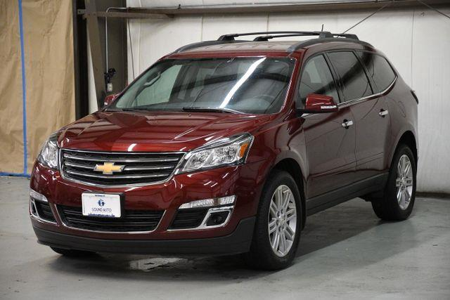 The 2015 Chevrolet Traverse LT photos