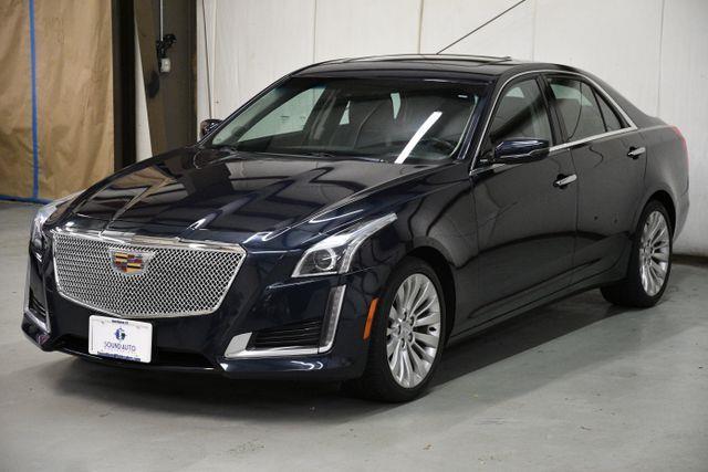 2015 Cadillac CTS Sedan Luxury AWD photo