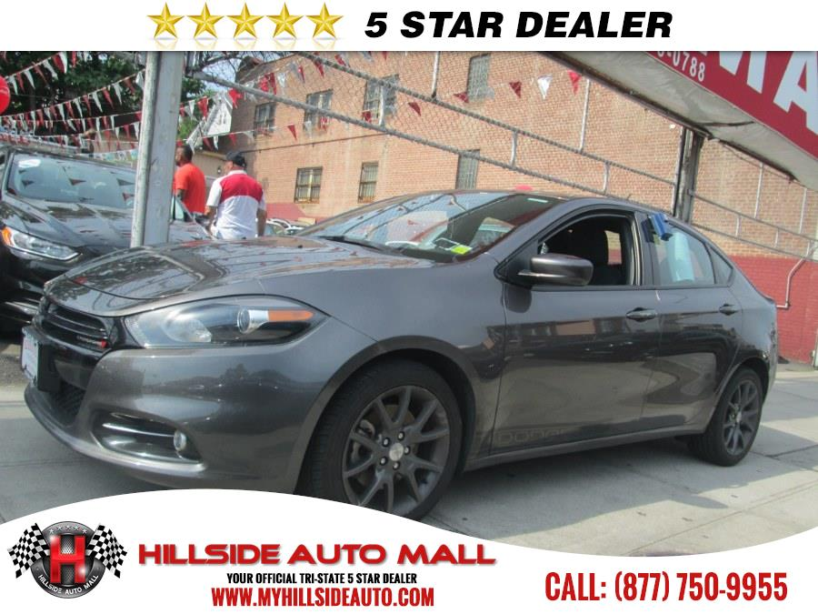 Used Dodge Dart 4dr Sdn SXT *Ltd Avail* 2016   Hillside Auto Mall Inc.. Jamaica, New York