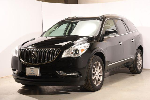 The 2016 Buick Enclave Leather photos