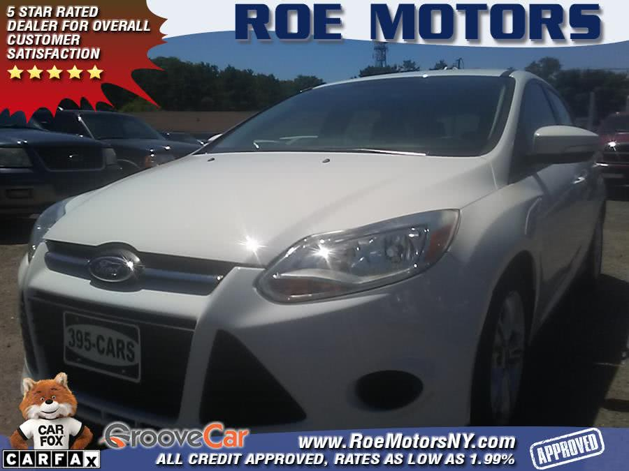 Used 2014 Ford Focus in Shirley, New York | Roe Motors Ltd. Shirley, New York