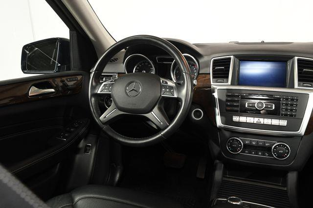 2015 Mercedes-Benz ML 350 4MATIC 4dr ML350 photo