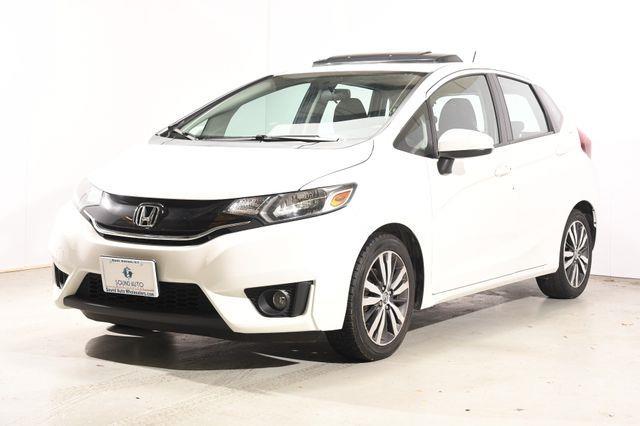 The 2015 Honda Fit EX photos