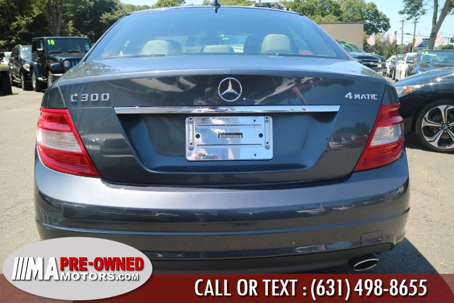 Used Mercedes-Benz C-Class 4dr Sdn 3.0L Sport 4MATIC 2008 | M & A Motors. Huntington, New York