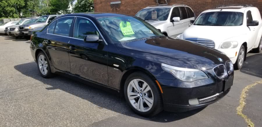 Used BMW 5 Series 4dr Sdn 528i xDrive AWD 2009 | Classic Motor Cars. East Hartford , Connecticut