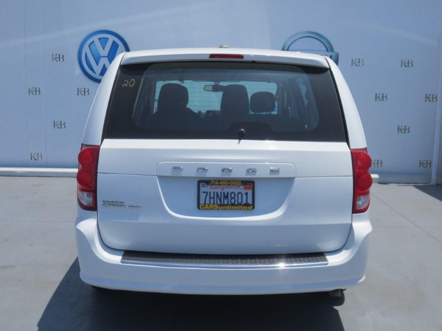 Used Dodge Grand Caravan 4dr Wgn American Value Pkg 2015 | Auto Max Of Santa Ana. Santa Ana, California