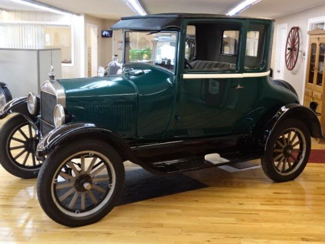 Used Ford MODEL T COUPE 1926 | Saybrook Auto Barn. Old Saybrook, Connecticut