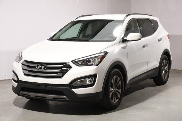 2015 Hyundai Santa Fe Sport cloth photo