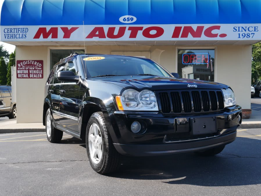 Used 2005 Jeep Grand Cherokee in Huntington Station, New York | My Auto Inc.. Huntington Station, New York