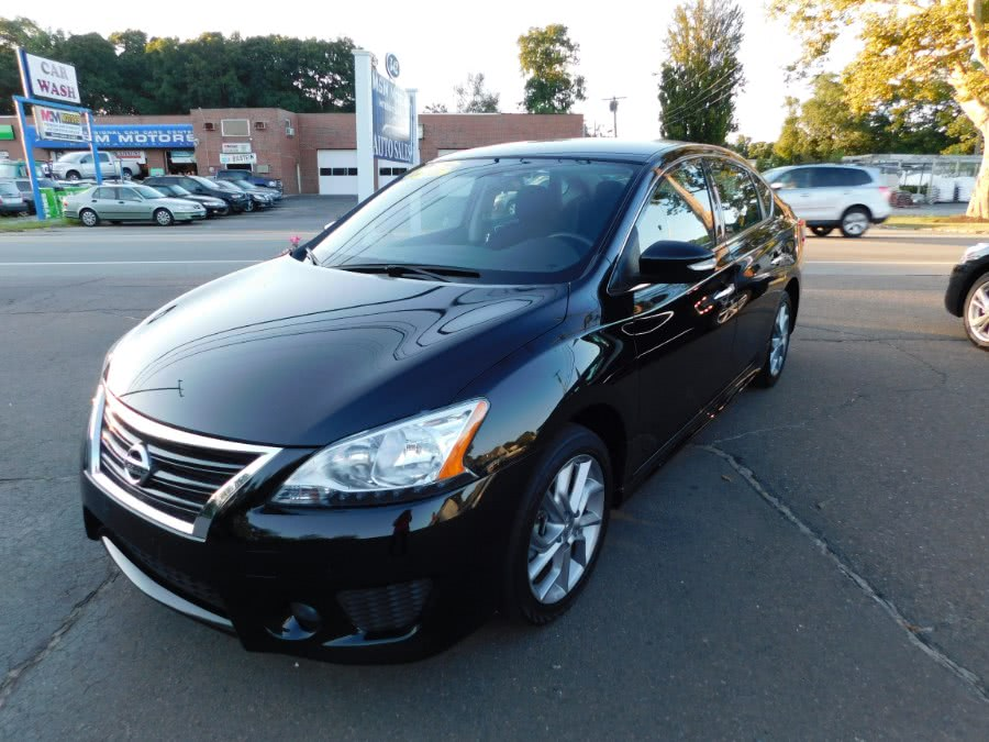 Used 2015 Nissan Sentra in Clinton, Connecticut | M&M Motors International. Clinton, Connecticut