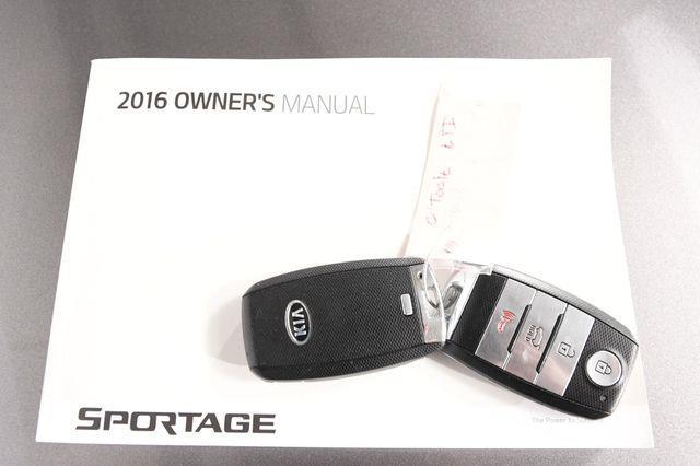 2016 Kia Sportage EX w Nav photo