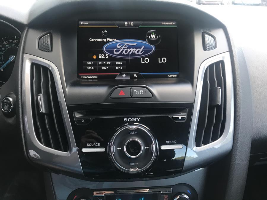 Used Ford Focus 5dr HB Titanium 2012 | Chris's Auto Clinic. Plainville, Connecticut