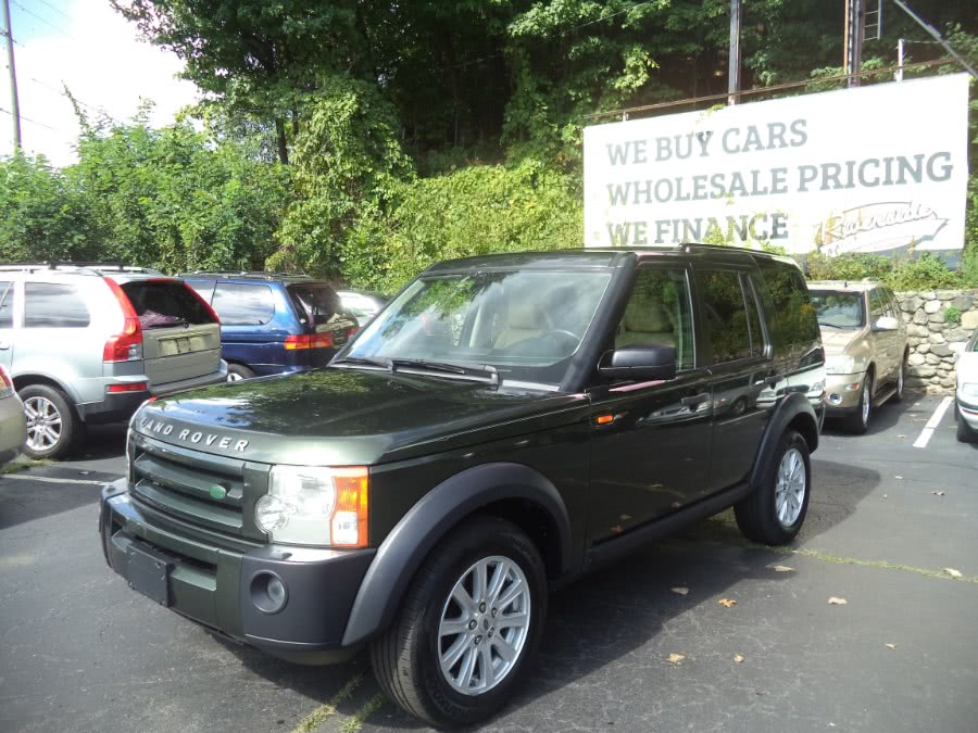 Used 2008 Land Rover LR3 in Naugatuck, Connecticut | Riverside Motorcars, LLC. Naugatuck, Connecticut