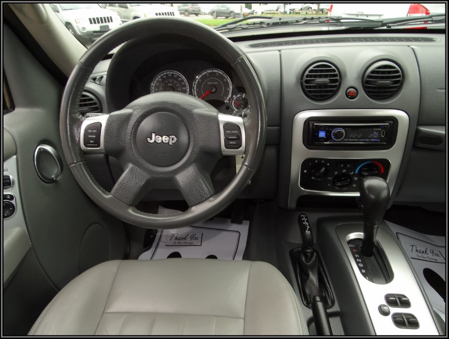 Used Jeep Liberty 4dr Limited 4WD 2005   My Auto Inc.. Huntington Station, New York