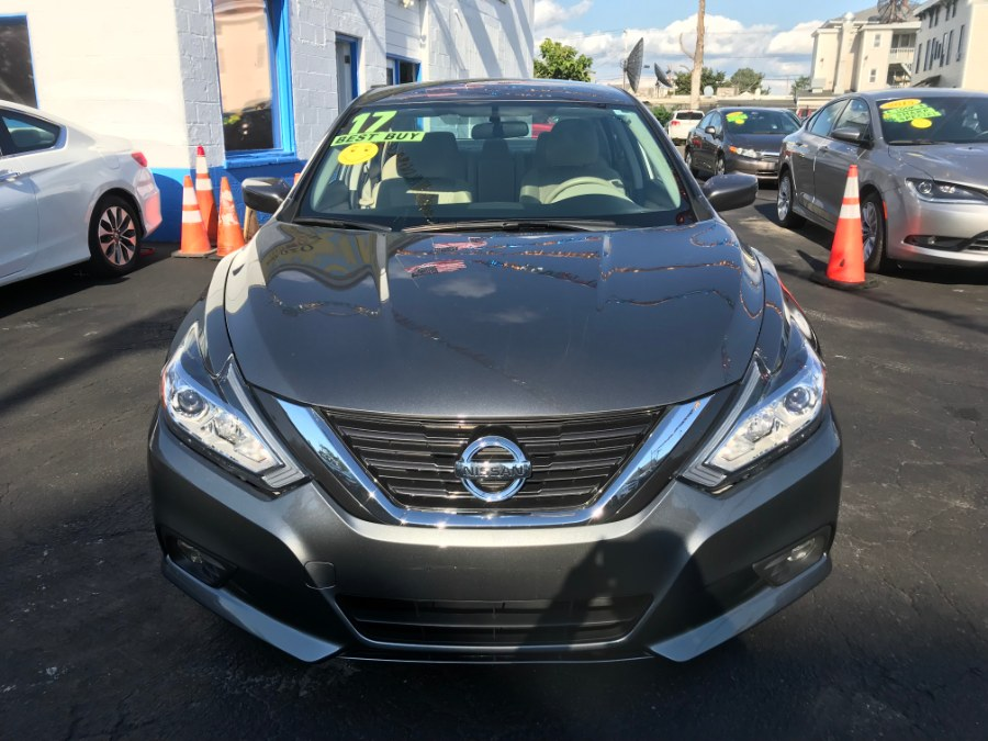 Used Nissan Altima 2.5 SV Sedan 2017   Affordable Motors Inc. Bridgeport, Connecticut