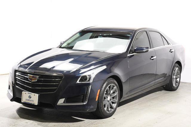The 2015 Cadillac CTS Sedan AWD photos