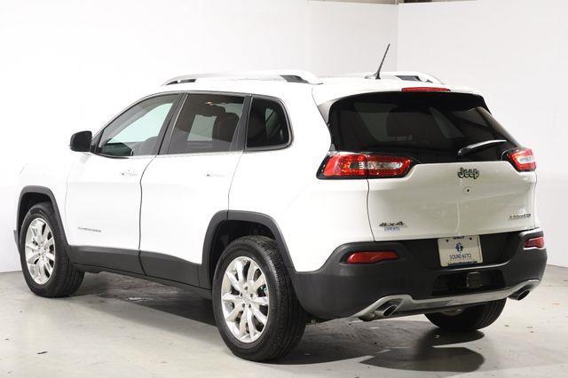2014 Jeep Cherokee Limited photo