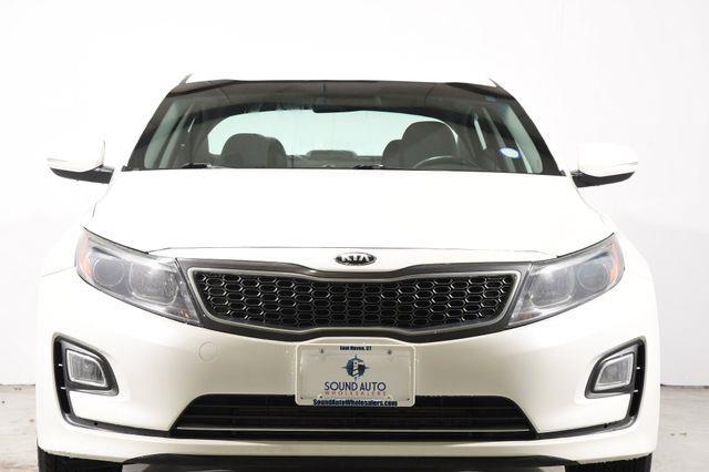 2015 Kia Optima Hybrid 4dr Sdn photo