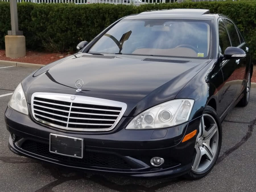 Used 2008 Mercedes-Benz S-Class V8 4MATIC in Queens, New York