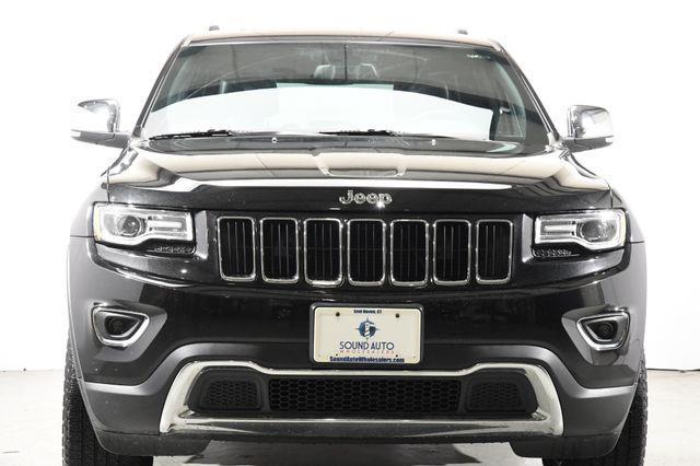 2015 Jeep Grand Cherokee Limited Nav photo