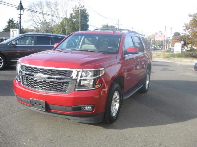 Used Chevrolet Tahoe 4WD 4dr LT 2015   Marty Motors Inc. Ridgefield, Connecticut