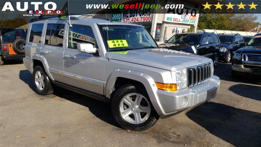 2009 Jeep Commander Limited photo