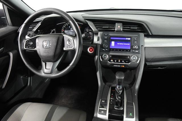 2017 Honda Civic LX-P photo