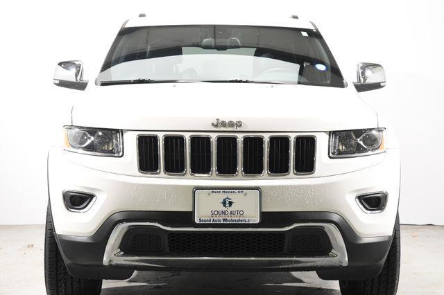 2015 Jeep Grand Cherokee Limited photo