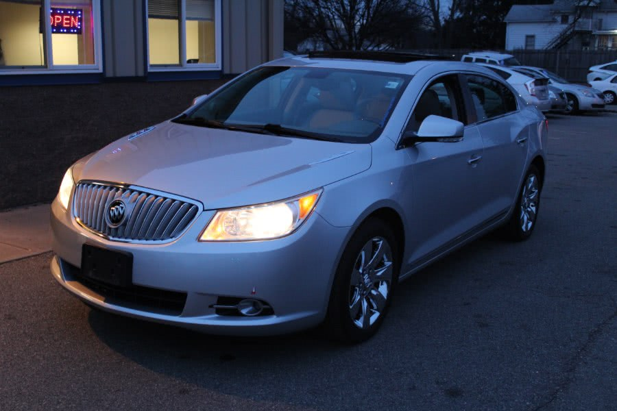 Used Buick LaCrosse 4dr Sdn CXL FWD 2011 | Century Auto And Truck. East Windsor, Connecticut