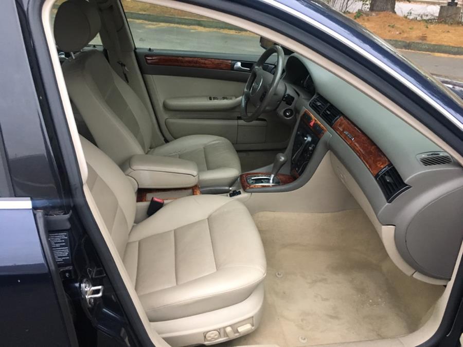 Used Audi A6 4dr Wgn Avant 3.0L quattro Auto 2004 | Automotive Edge. Cheshire, Connecticut