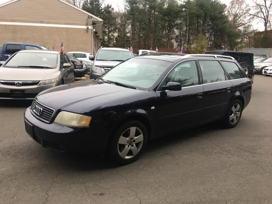 Used Audi A6 4dr Wgn Avant 3.0L quattro Auto 2004 | Automotive Edge. Cheshire, Connecticut