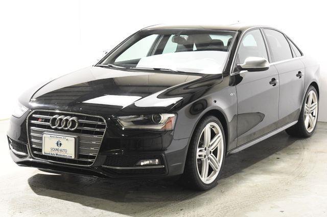 The 2015 Audi S4 Premium Plus photos