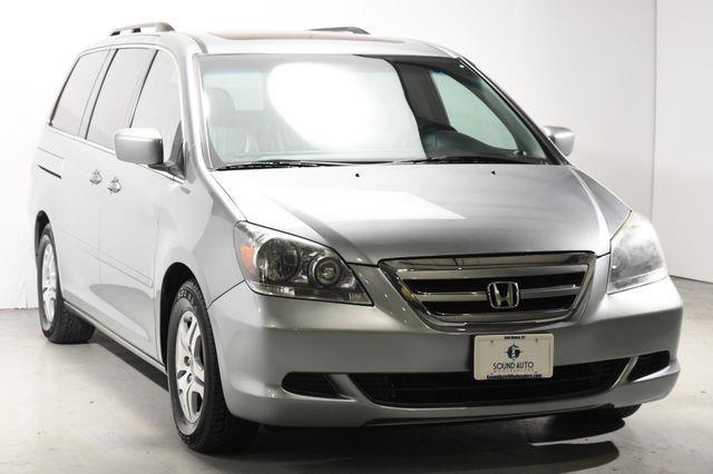 2007 Honda Odyssey EX-L photo
