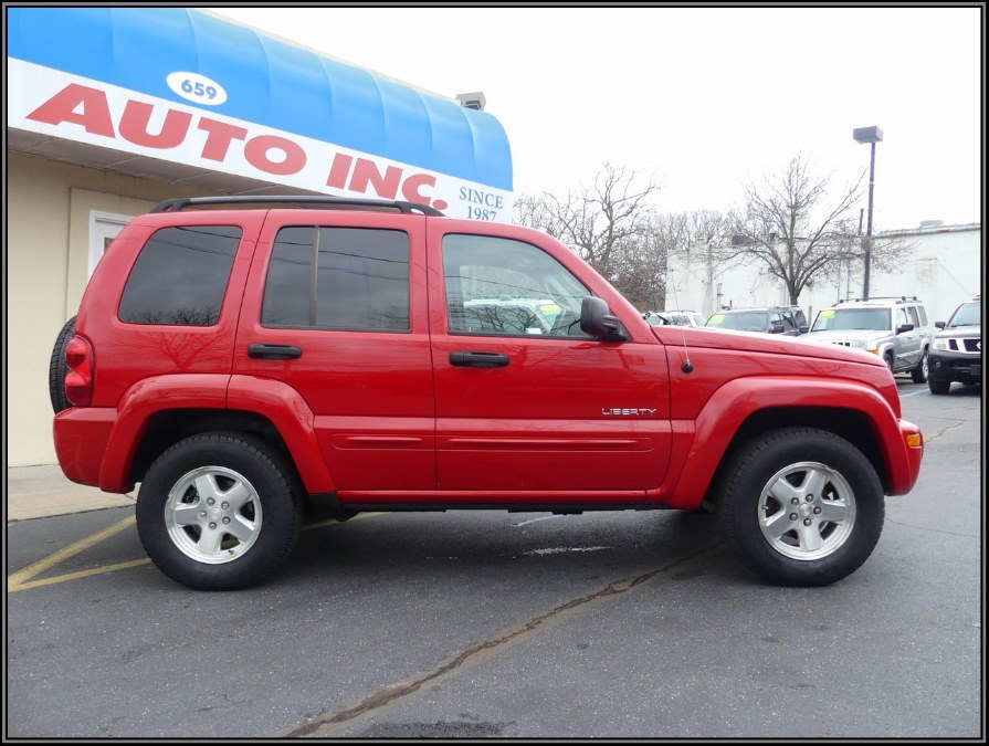 Used Jeep Liberty 4dr Limited 4WD 2004 | My Auto Inc.. Huntington Station, New York