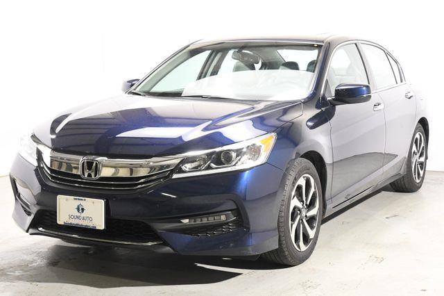 The 2016 Honda Accord EX-L photos