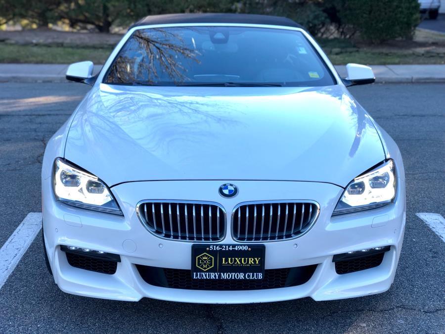 Used BMW 6 Series 2dr Conv 650i xDrive AWD 2015 | Luxury Motor Club. Franklin Square, New York