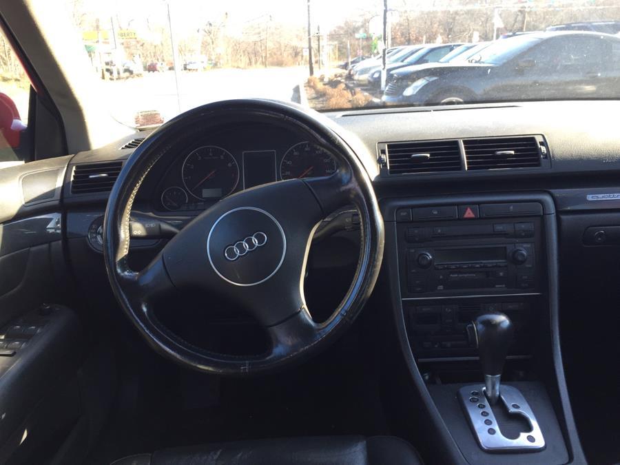 Used Audi A4 2004 4dr Sdn 1.8T quattro Auto 2004   Boss Auto Sales. West Babylon, New York