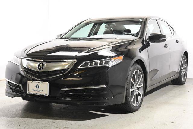 The 2015 Acura TLX V6 photos