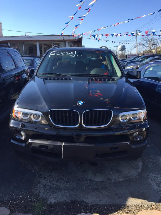 Used BMW X5 X5 4dr AWD 3.0i 2006 | Boss Auto Sales. West Babylon, New York