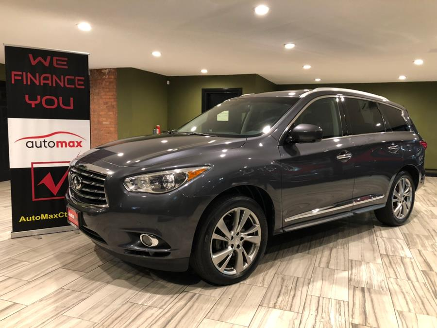 Used Infiniti JX35 AWD 4dr 2013 | AutoMax. West Hartford, Connecticut