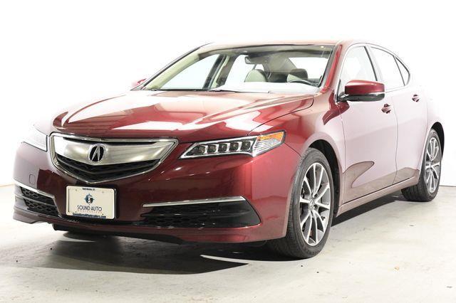 The 2015 Acura TLX V6 Tech photos