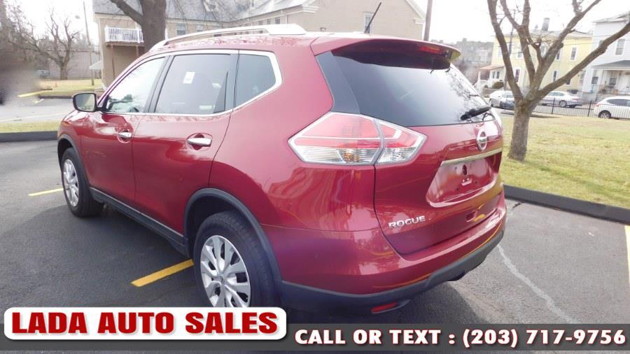Used Nissan Rogue AWD 4dr S 2016   Lada Auto Sales. Bridgeport, Connecticut