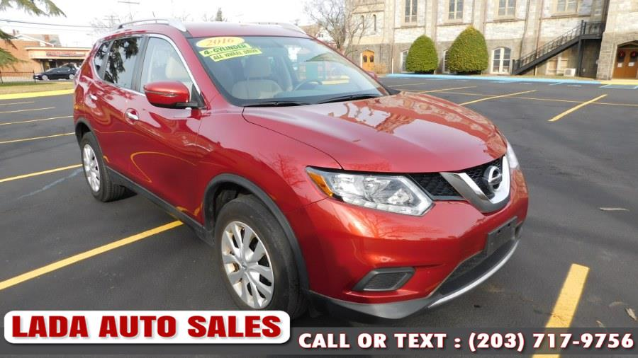 Used 2016 Nissan Rogue in Bridgeport, Connecticut | Lada Auto Sales. Bridgeport, Connecticut