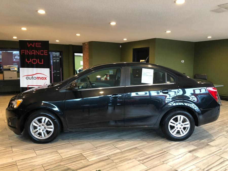 Used Chevrolet Sonic 4dr Sdn Manual LT 2013 | AutoMax. West Hartford, Connecticut