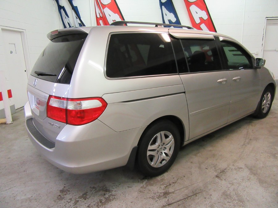 Used Honda Odyssey EX-L AT 2005 | Royalty Auto Sales. Little Ferry, New Jersey