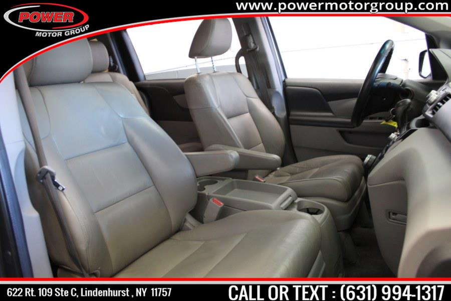 Used Honda Odyssey 5dr EX-L w/Navi 2012 | Power Motor Group. Lindenhurst , New York