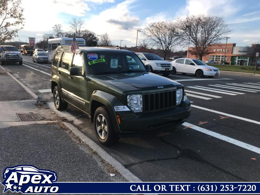 Used 2008 Jeep Liberty in Selden, New York | Apex Auto. Selden, New York