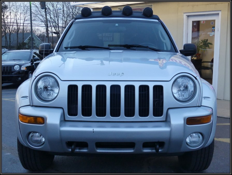 Used Jeep Liberty 4dr Renegade 4WD 2004 | My Auto Inc.. Huntington Station, New York
