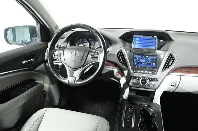 2016 Acura MDX w/Tech/AcuraWatch Plus photo